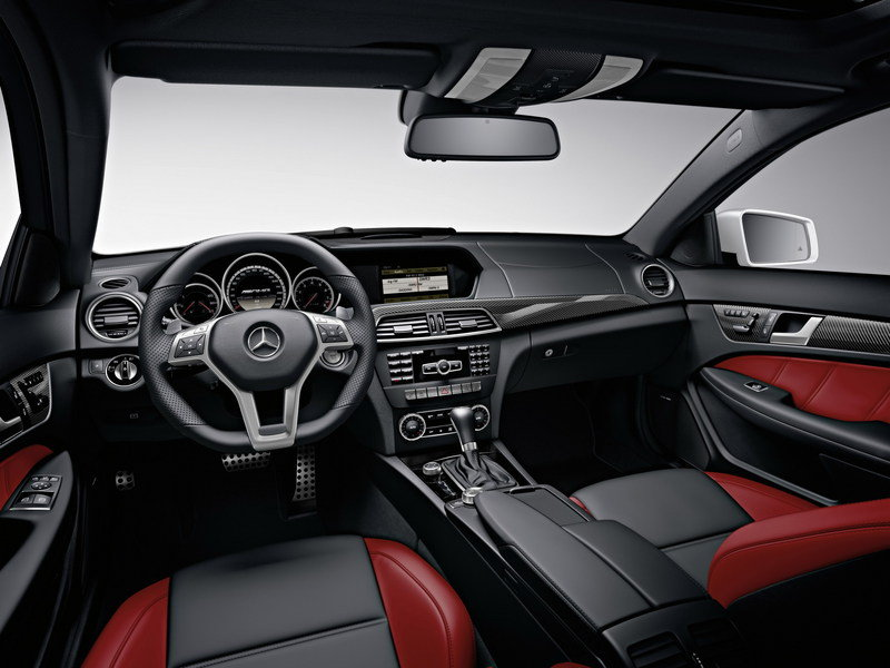 2013 Mercedes C63 AMG Coupe High Resolution Interior - image 396773