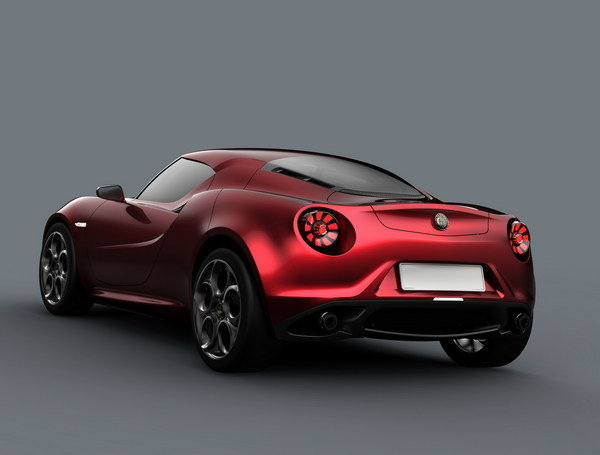 2011 alfa romeo 4c gta concept car review top speed. Black Bedroom Furniture Sets. Home Design Ideas