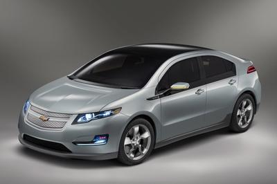 Hybrid, Electric, Plug-In; What's the difference? Exterior - image 396569