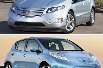 Hybrid, Electric, Plug-In; What's the difference? Exterior - image 396570