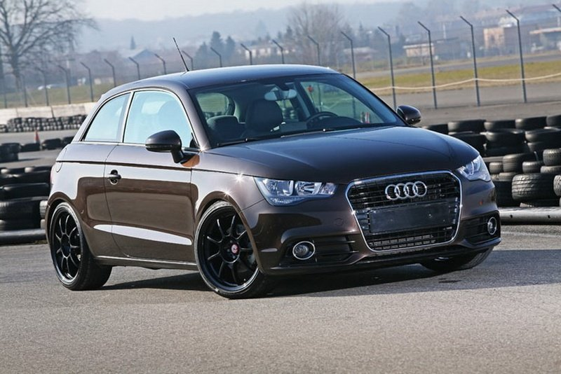 2011 Audi A1 'A Force One' by Pogea Racing