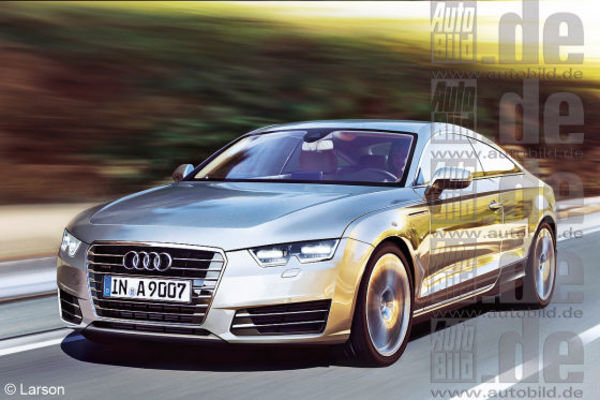 audi a9 will first be offered as a coupe and cabrio picture