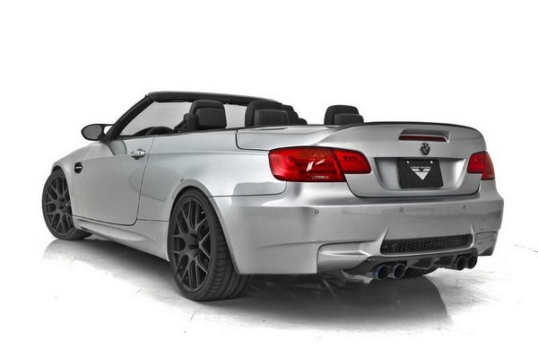 2011 bmw m3 convertible by vorsteiner car review top speed. Black Bedroom Furniture Sets. Home Design Ideas