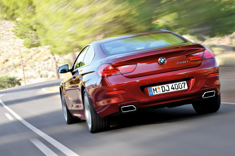 2012 BMW 650i Coupe High Resolution Exterior - image 396099
