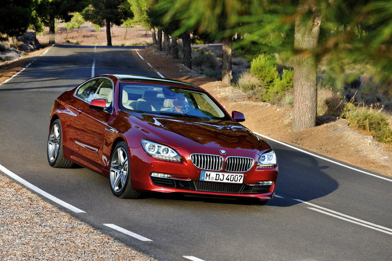 2012 BMW 650i Coupe High Resolution Exterior - image 396105