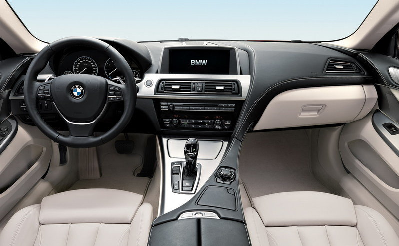 2012 BMW 650i Coupe High Resolution Interior - image 396137