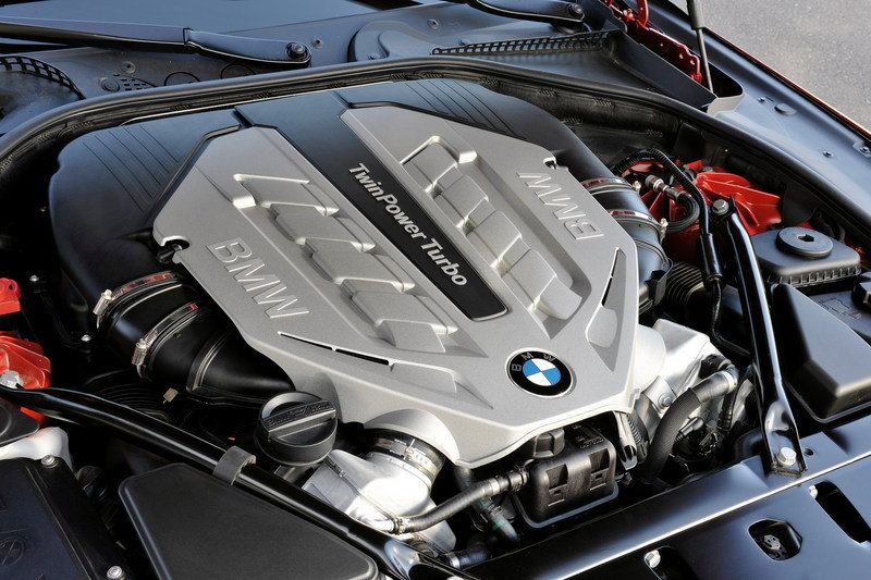 2012 BMW 650i Coupe High Resolution Drivetrain - image 396151