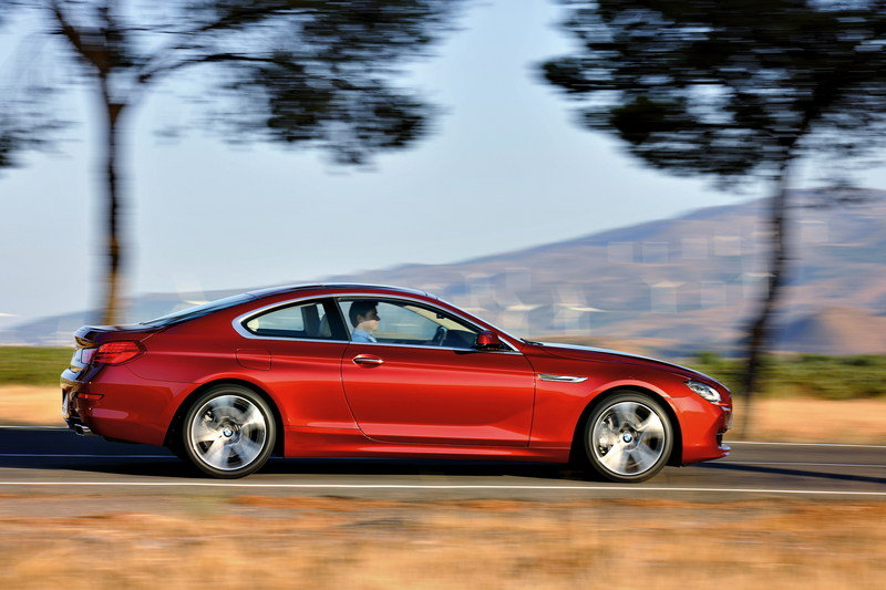 2012 BMW 650i Coupe High Resolution Exterior - image 396097