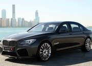 BMW 7-Series F01 by Mansory