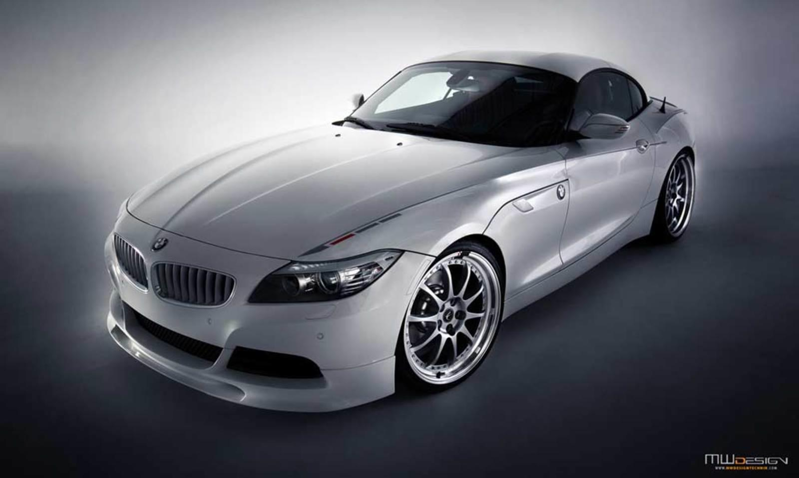 2011 Bmw Z4 White Flame By Mwdesign Review Top Speed