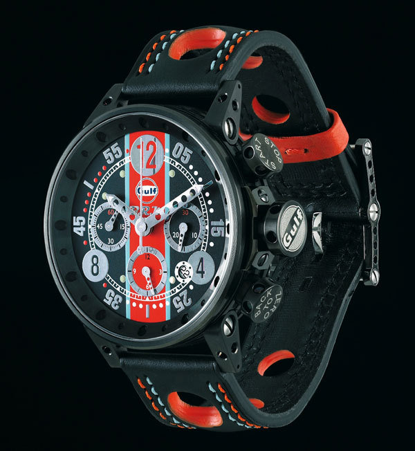 BRM Gulf Racing V12-44 Watch News