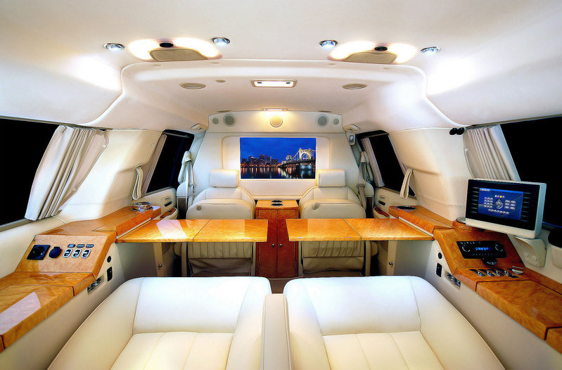 2011 Cadillac Escalade by Becker High Resolution Interior - image 396083