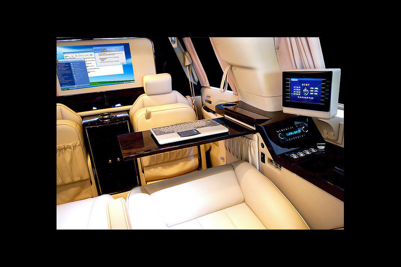 2011 Cadillac Escalade by Becker High Resolution Interior - image 396085