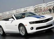 Chevrolet Camaro Convertible 'HPE600' by Hennessey