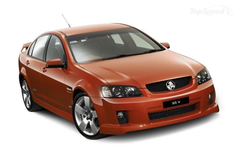 Chevrolet To Get Holden Based SS Sedan