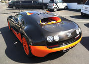 First Bugatti Veyron 16.4 Super Sport delivered to USA - image 395964