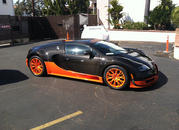 First Bugatti Veyron 16.4 Super Sport delivered to USA - image 395963