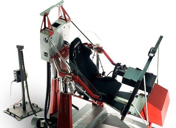 Force Dynamics Simulator Is The God Of Gaming Chairs Car