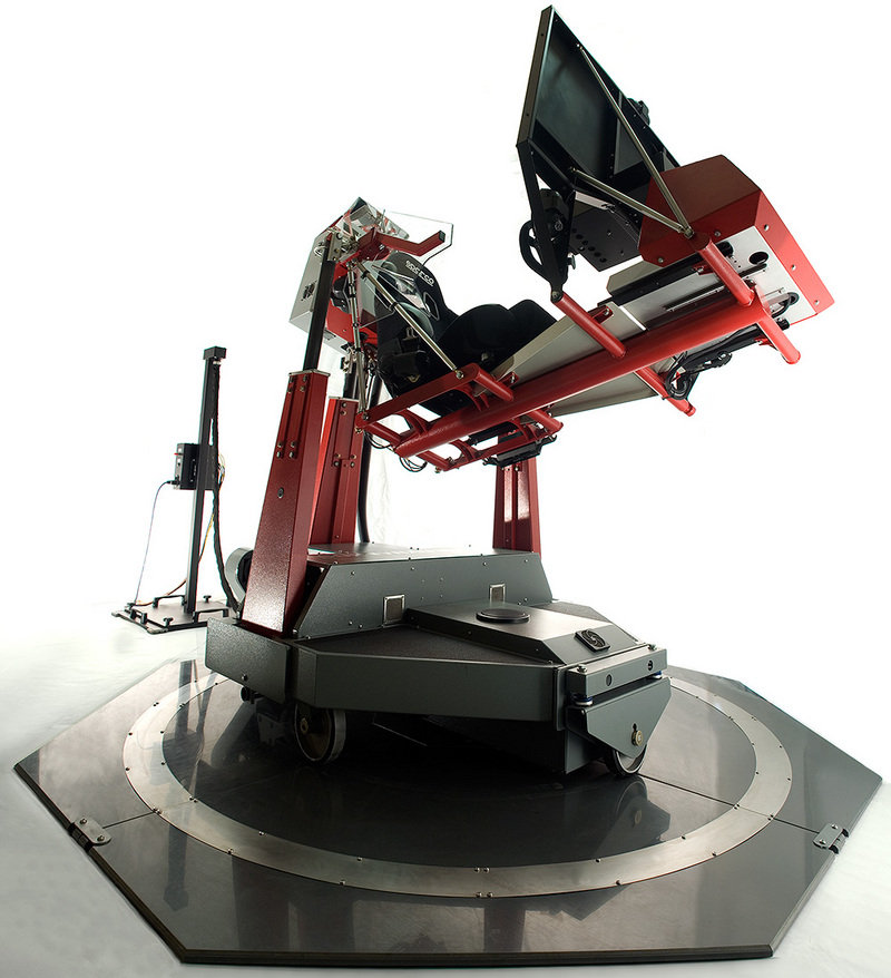 Force Dynamics Simulator is the God of Gaming Chairs Products - image 396547