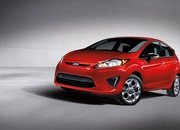 Ford Fiesta Personalization Packages