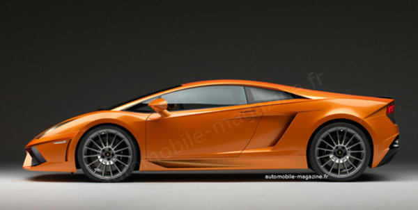 future lamborghini cabrera will get a 600 hp supercharged engine picture