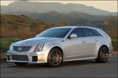 2009 - 2011 Cadillac CTS-V650 Sport Wagon By Hennessey | Top Speed