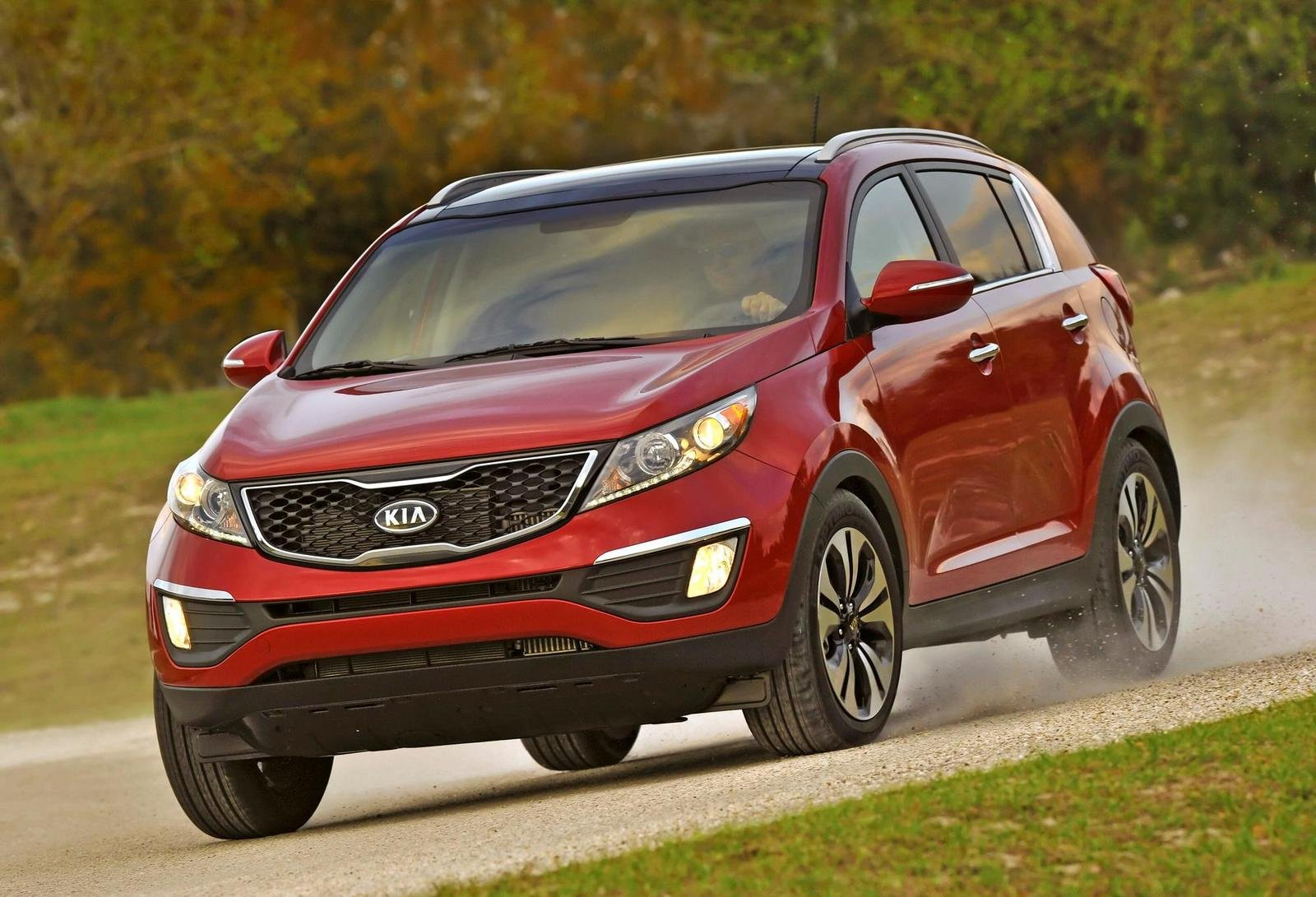 2011 kia sportage sx turbo review top speed. Black Bedroom Furniture Sets. Home Design Ideas