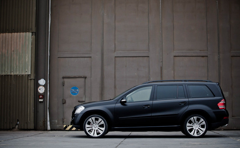 2011 Kicherer GL 42 Sport Black