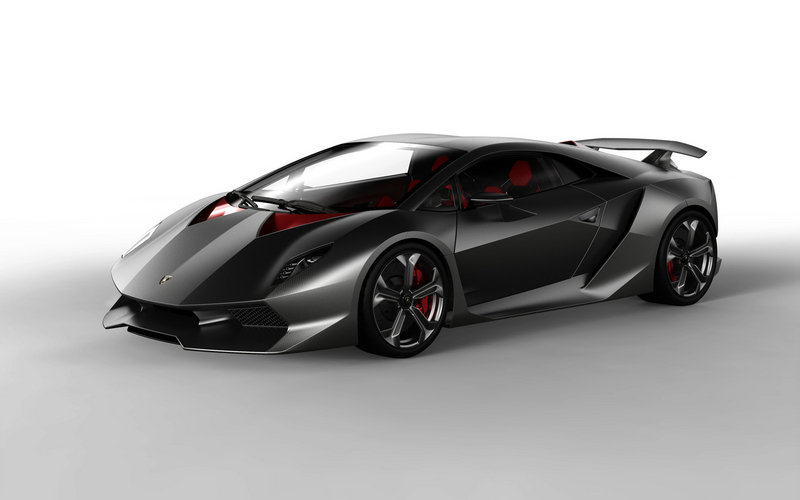 Lamborghini Sesto Elemento available for order; only 3 units slated for U.S.
