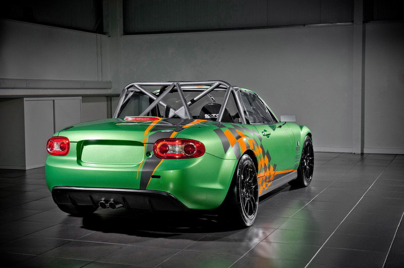 2011 Mazda MX-5 GT High Resolution Exterior - image 396979