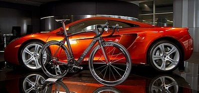 McLaren S-Works Venge Bicycle by Specialized