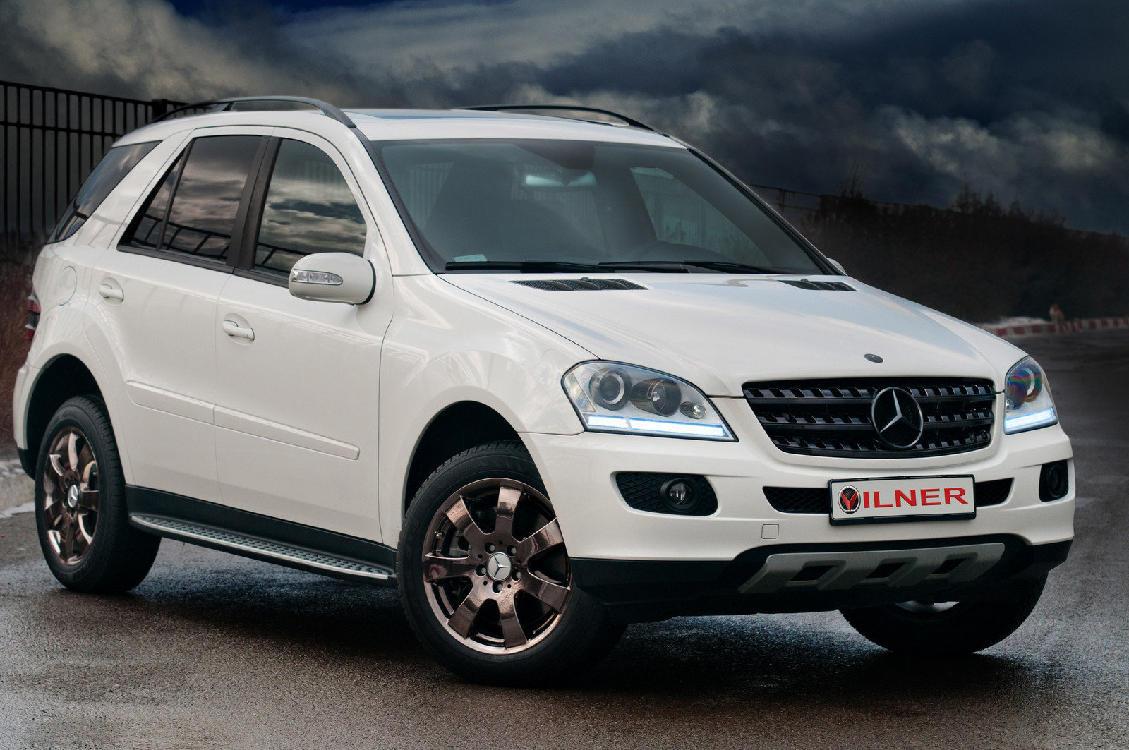 2011 mercedes ml 350 by vilner review top speed. Black Bedroom Furniture Sets. Home Design Ideas