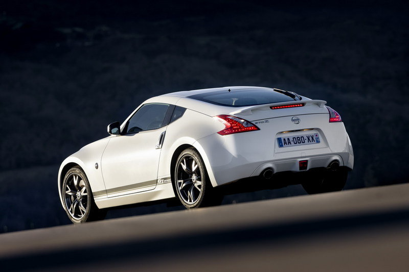 2011 Nissan 370Z GT High Resolution Exterior - image 395394