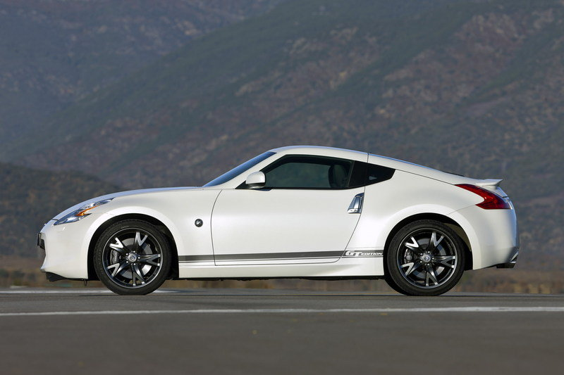 2011 Nissan 370Z GT High Resolution Exterior - image 395395