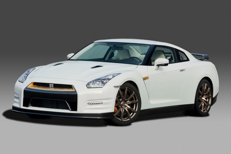 2012 Nissan GT-R VVIP High Resolution Exterior Wallpaper quality - image 397554