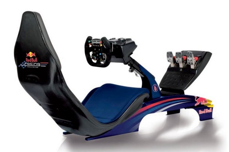 Playseat F1 Red Bull Racing Game Simulator is your ticket to the next level of gaming experience