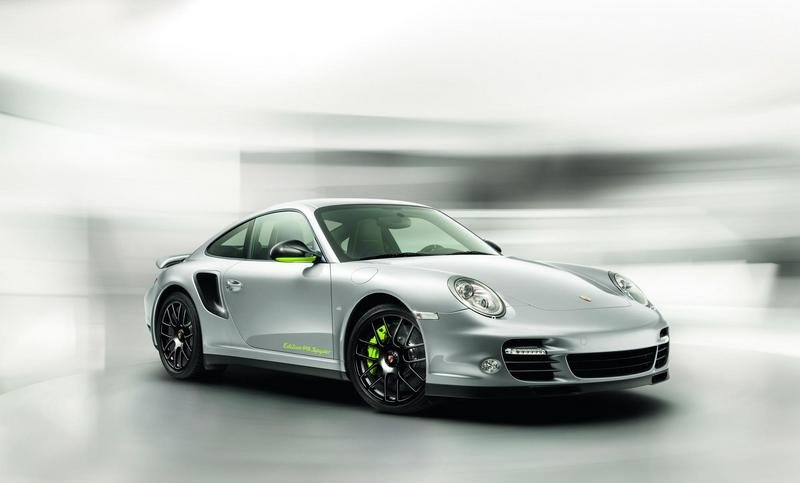 "2011 Porsche 911 Turbo S ""Edition 918 Spyder"" High Resolution Exterior Wallpaper quality - image 396838"