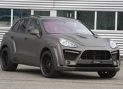 Porsche Cayenne by FAB Design