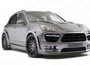"Porsche Cayenne ""Guardian"" by Hamann"