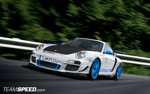 porsche preparing a more powerful gt3 rs picture