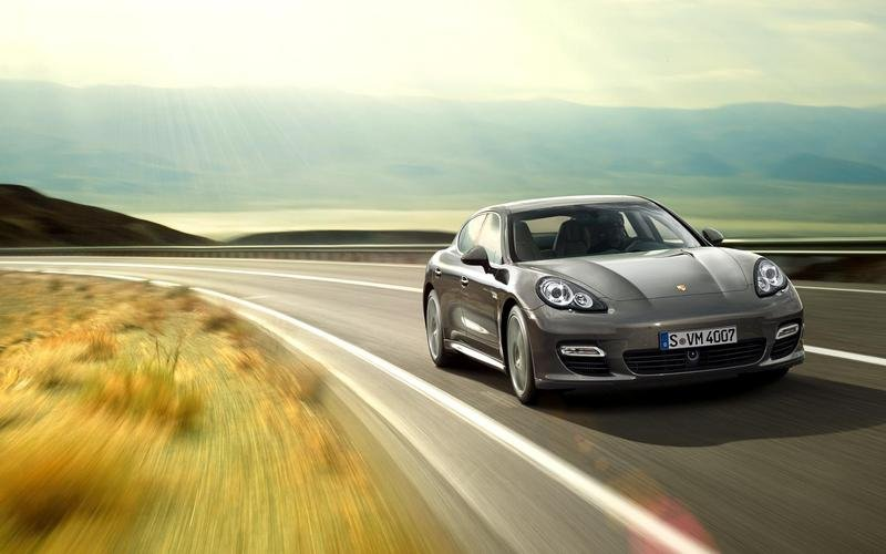 2012 Porsche Panamera Turbo S High Resolution Exterior - image 397540