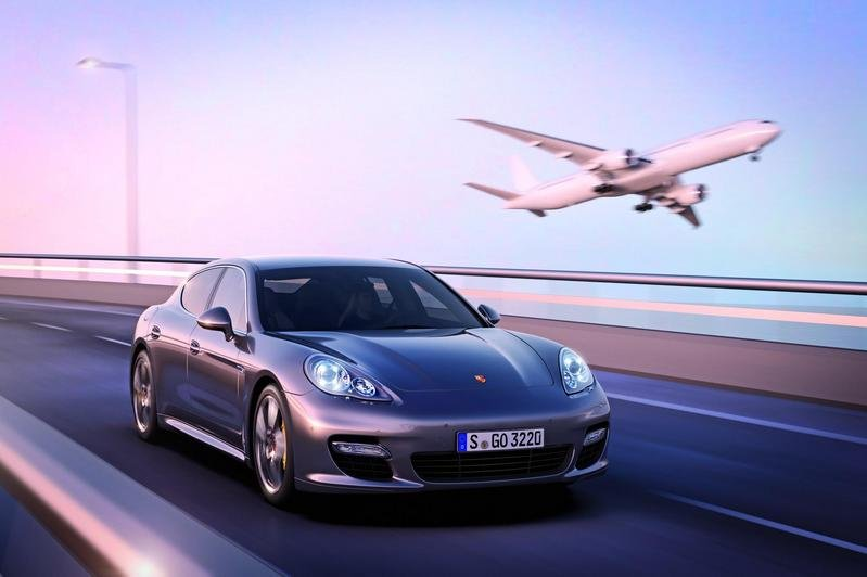 2012 Porsche Panamera Turbo S High Resolution Exterior Wallpaper quality - image 397530