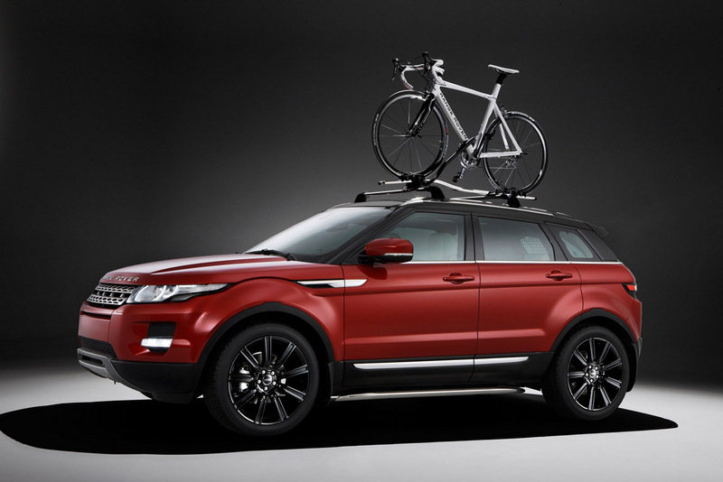 Range Rover Evoque Bicycle by Karbona