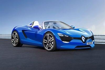 Renaultsport branches out; Will create roadster based on Dezir concept