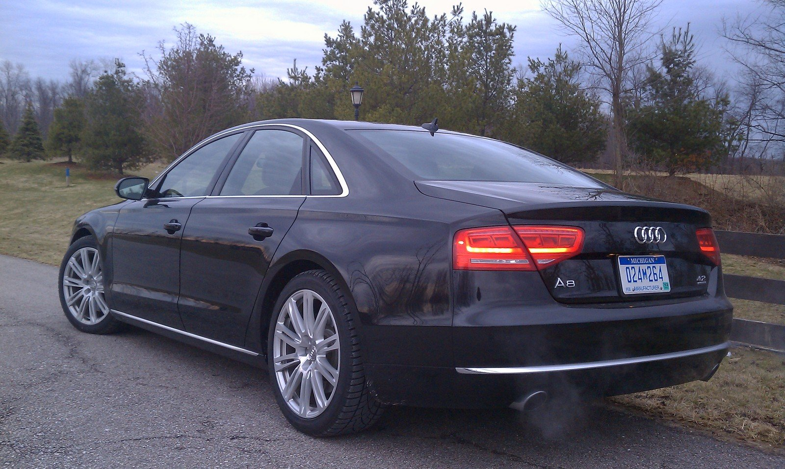 review 2011 audi a8 picture 396865 car news top speed. Black Bedroom Furniture Sets. Home Design Ideas