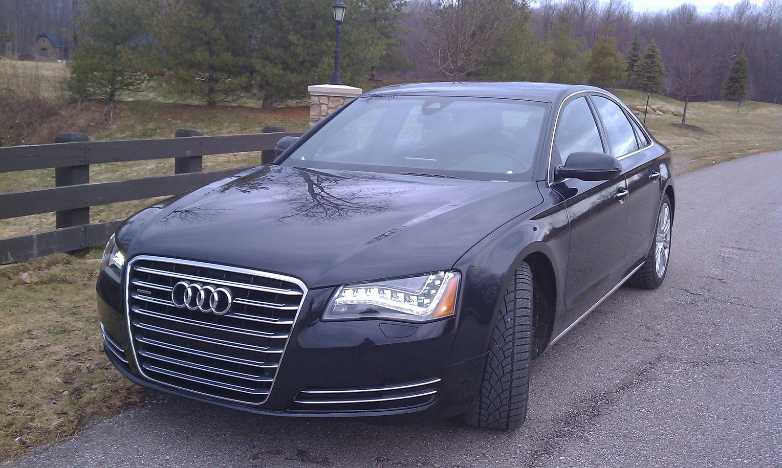 Review 2011 Audi A8 Top Speed