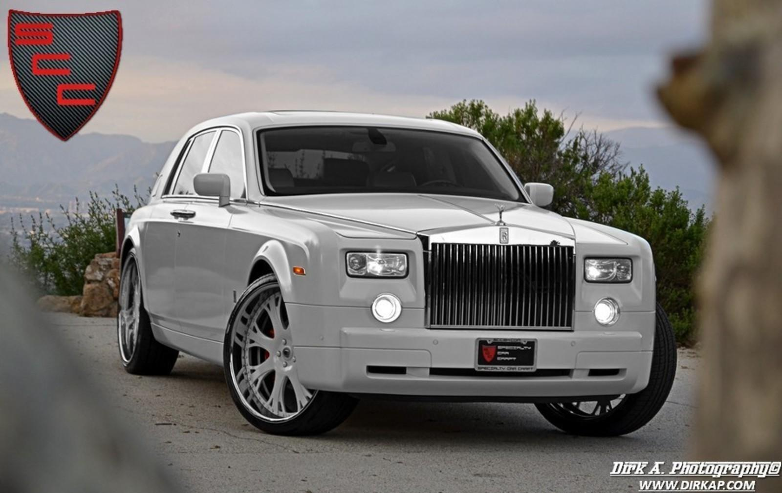 2011 Rolls Royce Phantom Project Kocaine By Specialty