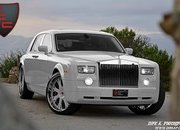 Rolls-Royce Phantom 'Project Kocaine' by Specialty Car Craft