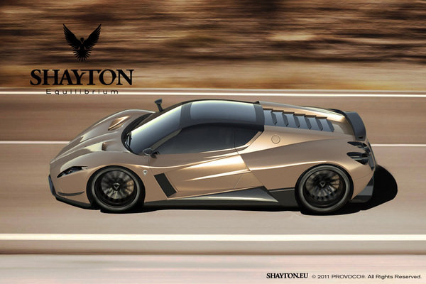 Supercar Driving Experience >> 2012 Shayton Equilibrium | car review @ Top Speed