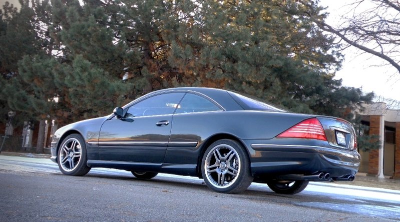 2003 - 2011 Mercedes CL600 by Speedriven